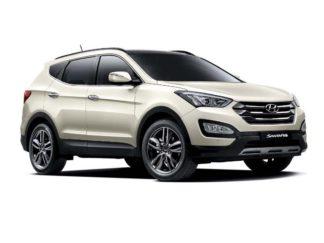 Hyundai Santa Fe (2012-2015)