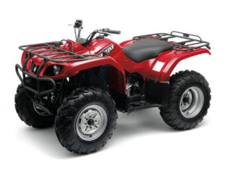 Yamaha Grizzly 350 (2006-2012)