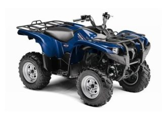 Yamaha Grizzly 550 (2007-2014)