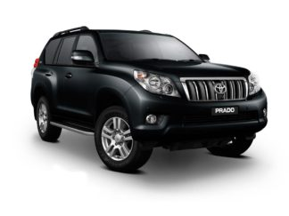 Toyota Land Cruiser Prado 150 (2009-2013)